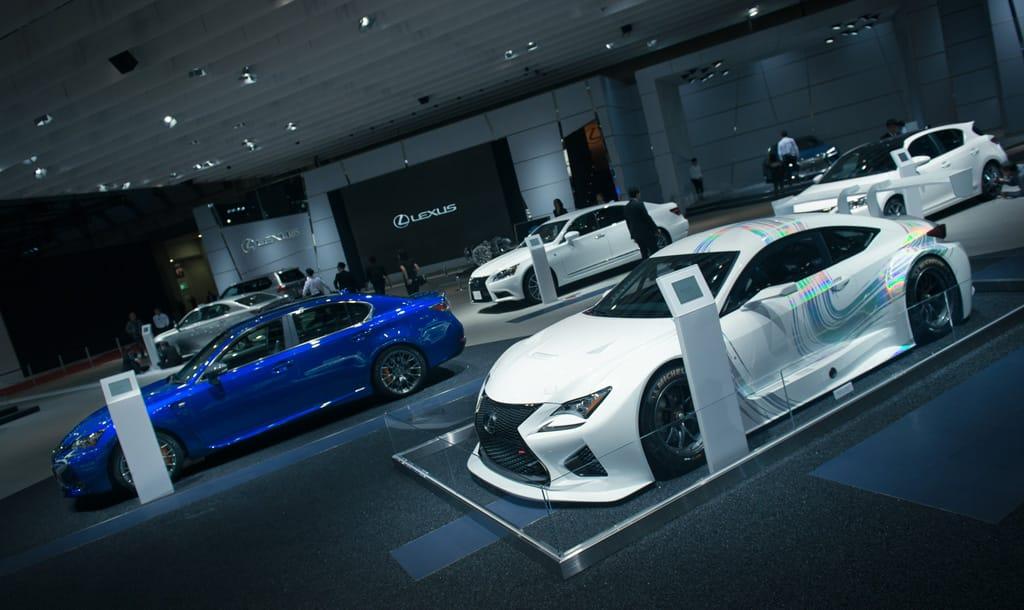 Lexus 2015 motor show for Tokyo motor show lexus
