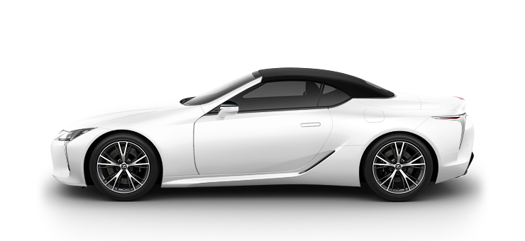 LC500 Convertible