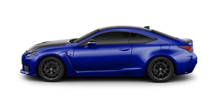 RC F Carbon Exterior package