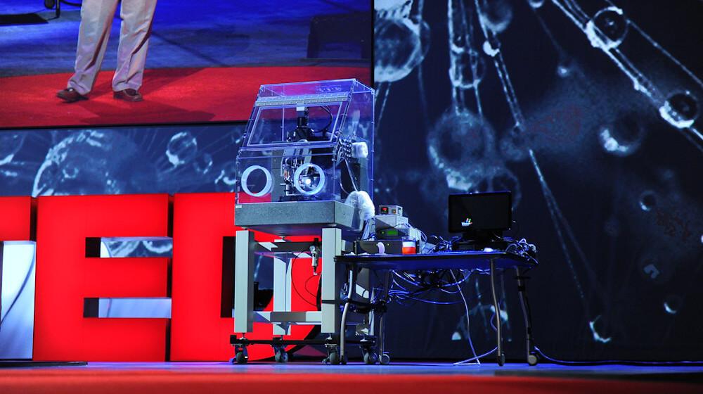 アンソニー・アタラ医師がTEDカンファレンスで紹介したバイオ3Dプリンター
