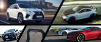 LEXUS DRIVING EXPERIENCE 2019
