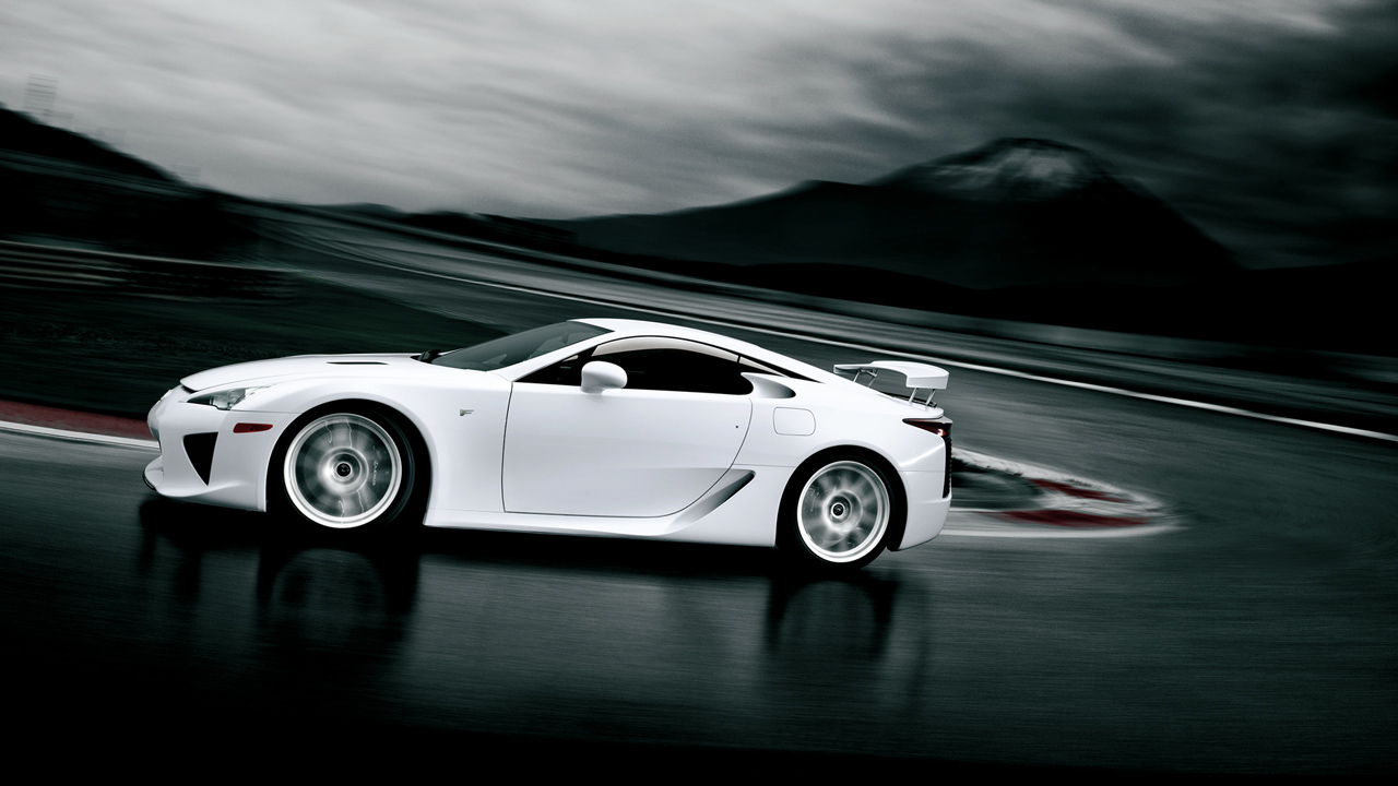 Lexus Gt Lfa