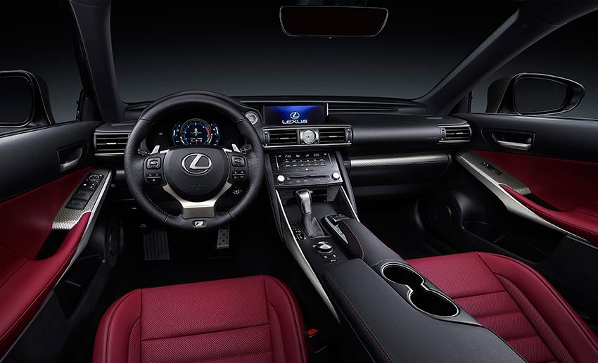 Lexus Nx Interior >> LEXUS ‐ アグレッシブに進化した新型「IS」を北京でワールドプレミア プレスリリース