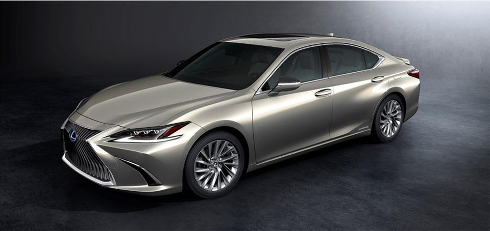 Lexus Is 350 2018 >> LEXUS、北京モーターショーで新型「ES」をワールドプレミア|プレスリリース